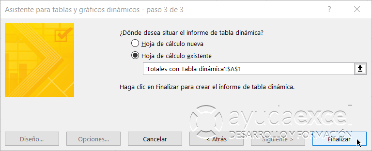 totales tabla consolidar datos en excel