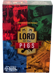 The Lord of the P.I.G.S. – Pata Negra
