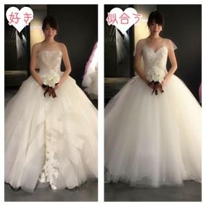 weddingdress fitting