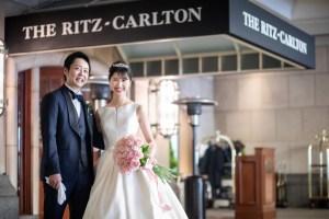 リッツカールトン大阪結婚式