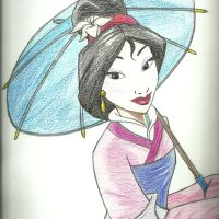 Reproduction Mulan
