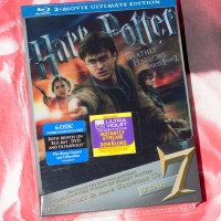 Arrivage Harry Potter and the Deathly Hallows Parts 1 & 2 Ultimate Edition