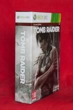 Déballage Tomb Raider Xbox 360 (2)