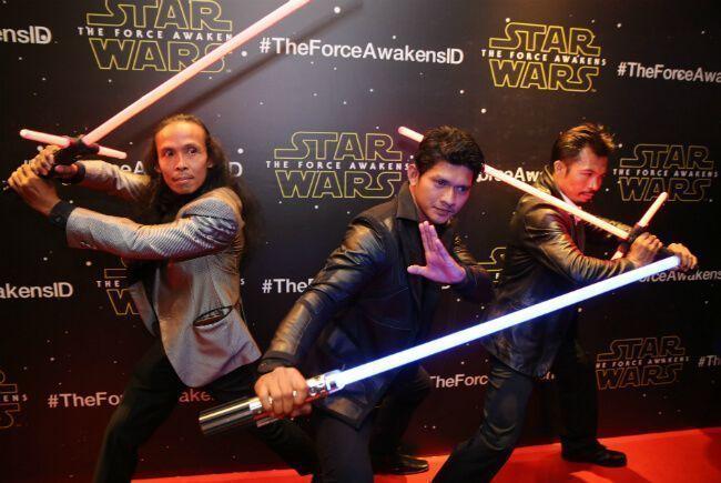 Iko Uwais Star Wars