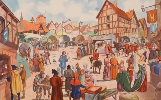 XV Mercado Medieval de Cilleros (2019)