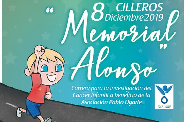 Carrera Solidaria «I Memorial Alonso»