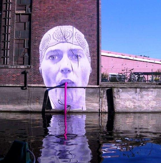 Kota dengan Seni Jalanan Terbaik di Dunia - Seni-Jalanan-Lukisan-Mural-di-Kota-Berlin-Jerman-1