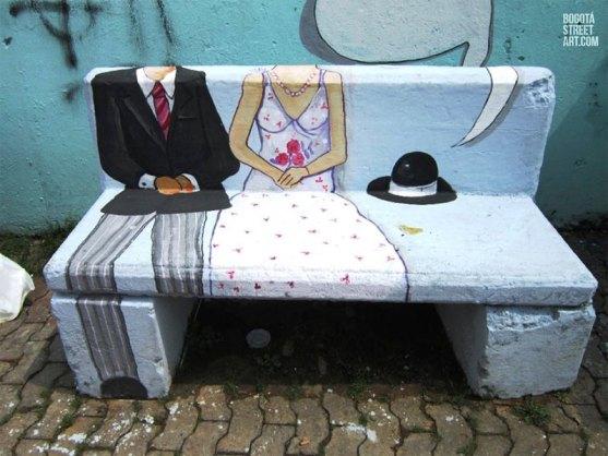 Kota dengan Seni Jalanan Terbaik di Dunia - Seni-Jalanan-Lukisan-Mural-di-Kota-Bogota-di-Kolombia-2