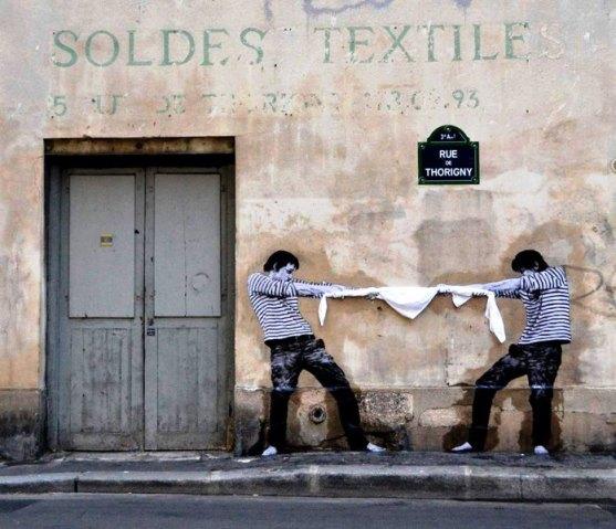 Kota dengan Seni Jalanan Terbaik di Dunia - Seni-Jalanan-Lukisan-Mural-di-Kota-Paris-di-Perancis-2