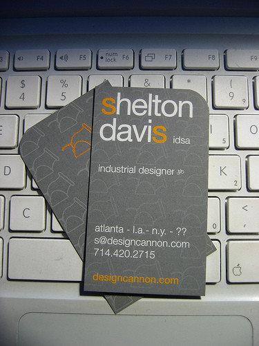 Desain Kartu Nama Unik dan Inspiratif