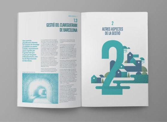 Contoh Desain Laporan Tahunan Perusahaan