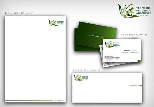 Contoh Desain Kop Surat dan Corporate Identity Inspiratif 05