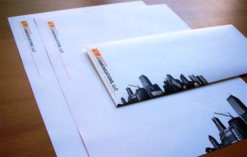 Contoh Desain Kop Surat dan Corporate Identity Inspiratif 13