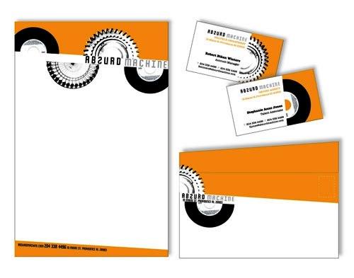 Contoh Kop Surat Dengan Desain Cantik dan Unik Untuk Corporate