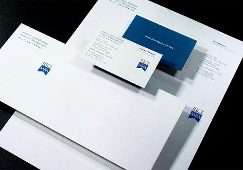 13 Contoh Desain Kop Surat dan Corporate Identity Inspiratif