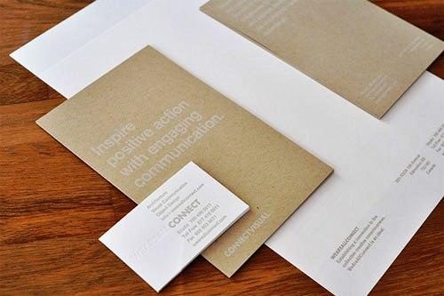 Contoh Desain Kop Surat dan Corporate Identity Inspiratif 26