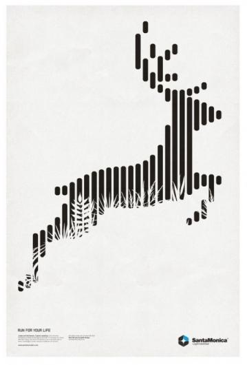 Contoh Poster dengan Desain Modern dan Elegan 09