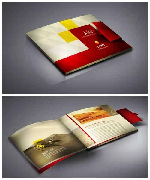 Contoh Brosur Dengan Desain Layout Unik - Desain-brosur-lipatan-cantik-12