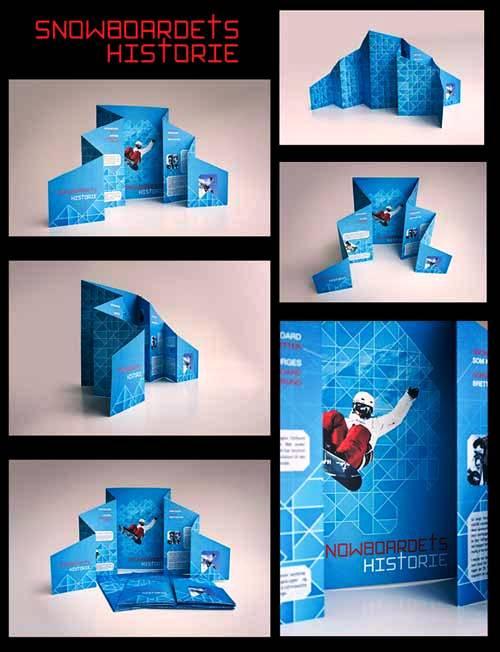 Contoh Brosur Dengan Desain Layout Unik - Desain-brosur-lipatan-cantik-31