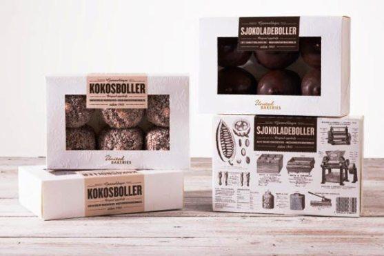 Contoh Desain Kemasan Roti Kue dan Biskuit - Kemasan-Roti-Biskuit-dan-Kue-Kokosboller-United-Bakeries-Packaging