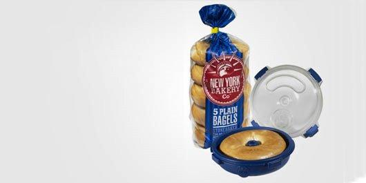 Contoh Desain Kemasan Roti Kue dan Biskuit - Kemasan-Roti-Biskuit-dan-Kue-New-York-Bakery-Co-Bagel-Protector