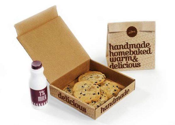 Contoh Desain Kemasan Roti Kue dan Biskuit - Kemasan-Roti-Biskuit-dan-Kue-Toko-Kue-Lisa