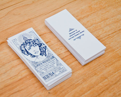 Creative Business Card-38
