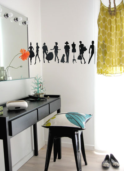 Sticker Dinding Vinyl Wall Stickers Interior 63 Contoh