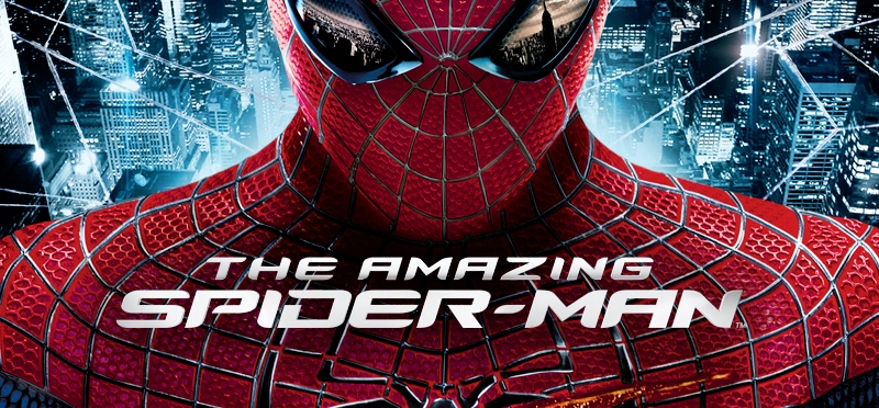 Download Free 42 Font Judul Film Film Terkenal - Amazing-Spiderman-2012