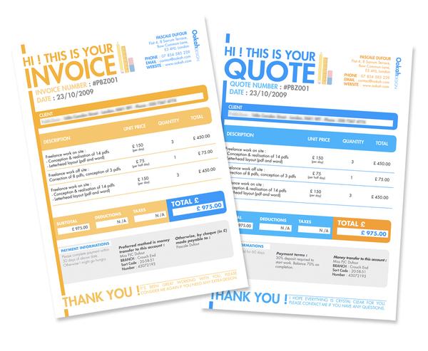 Contoh Faktur Invoice Tagihan - Contoh Desain Invoice Faktur Tagihan 23