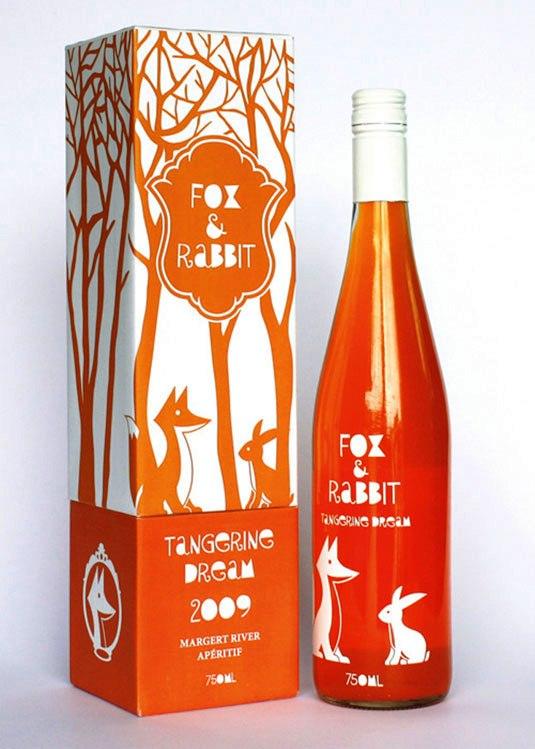 Desain Kemasan Unik Menarik - packaging design - Fox & Rabbit
