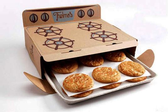 Contoh Desain Kemasan Unik Menarik - Contoh desain kemasan unik menarik - packaging design - thelma 1