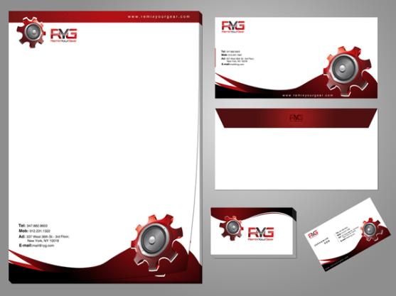 Contoh Desain Kop Surat dan Kartu Nama Paling Kreatif - Contoh-Desain-Kop-Surat-Kreatif-01-RYG-stationery