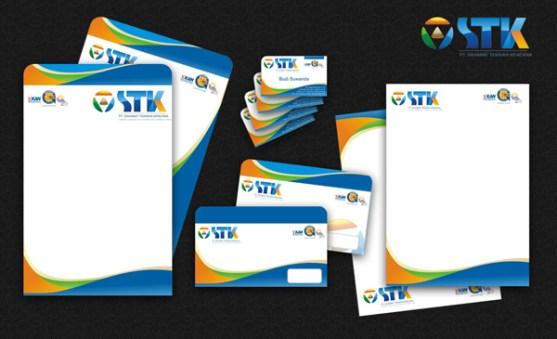 Contoh Desain Kop Surat dan Kartu Nama Paling Kreatif - Contoh-Desain-Kop-Surat-Kreatif-01-STK-stationery