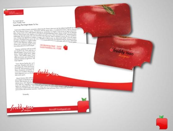 Contoh Desain Kop Surat dan Kartu Nama Paling Kreatif - Contoh-Desain-Kop-Surat-Kreatif-01-Stationerylicious