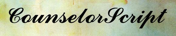 Font Kaligrafi Terbaik - Font Kaligrafi CounselorScript Medium