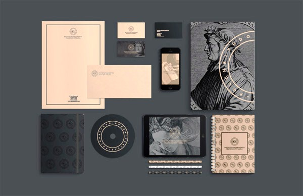 Desain Stasioneri Inspiratif Siap Print dan Cetak - I. H. Francisco Petrarca