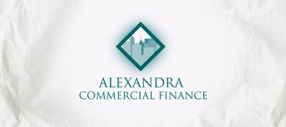 Contoh Desain Logo Institusi Keuangan - Logo-Keuangan-Alexandra