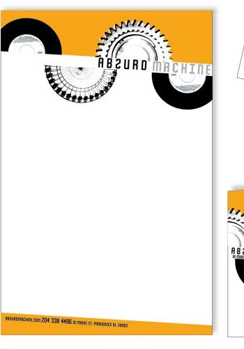 Contoh Desain Logo pada Kop Surat - Logo-Kop-Surat-Jessica-Benz