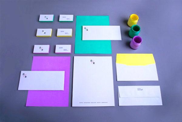 Desain Stasioneri Inspiratif Siap Print dan Cetak - Personal Identity2
