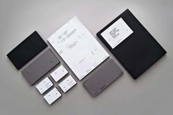 Desain Stasioneri Inspiratif Siap Print dan Cetak - Two Times Elliott
