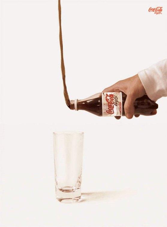 Contoh Pamflet dengan Ide Cerdas dan Desain Lucu - Contoh-Pamflet-CocaLight