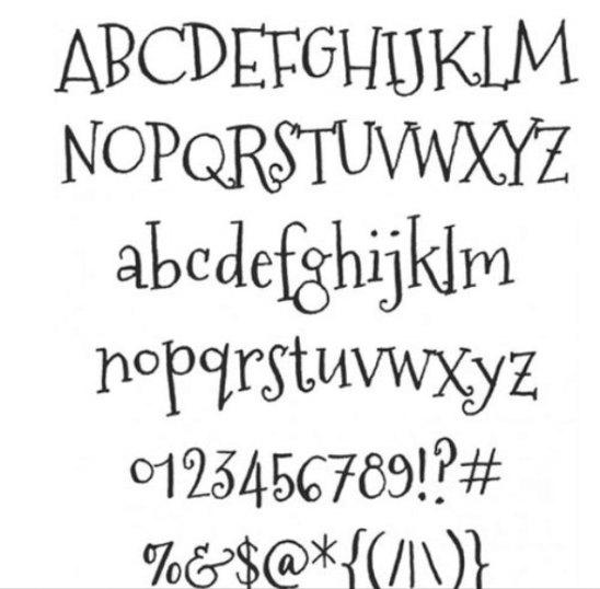 Font Cantik Free Download Gratis - MOUNTAINS-OF-CHRISTMAS