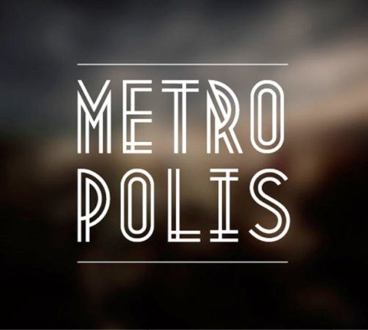 Font Cantik Free Download Gratis - Metropolis-1920