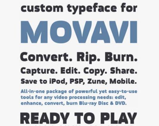 Font Cantik Free Download Gratis - Movavi