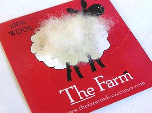 Contoh Desain Kartu Nama yang Unik - the-farm-wool-like-shund-the-sheep-business-card