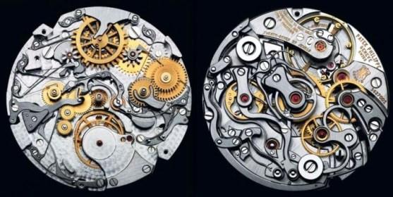 Foto Luar Biasa Yang Belum Pernah Anda Lihat - Gambar-Foto-Penampakan-bagian-dalam-Mesin-Mekanik-sebuah-arloji-oleh-Patek-Philippe