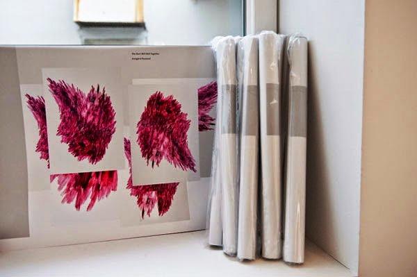 22 Disain Katalog Kreatif - Contoh desain katalog - The Dust Will Roll Together oleh Anngjerd