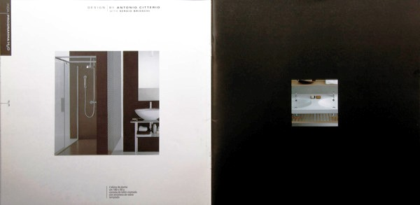 Desain Katalog Brosur Furnitur Modern - Katalog Brosur - - INDA Bathroom Interiors Spain 2