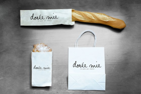 Contoh Kreatif Desain Kemasan Produk Makanan - Desain-Kreatif-Kemasan-Makanan-DORE-MIE-oleh-Amanda-Girod